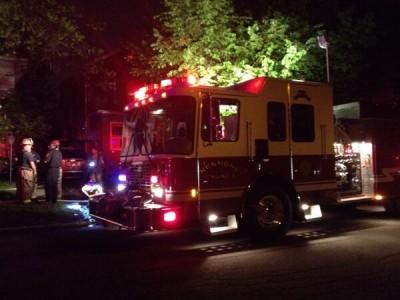 Kenton Fire