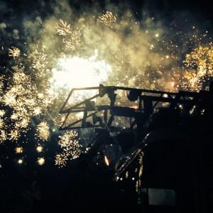 Fireworks - Ladder Truck 1